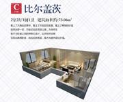 COCO公寓C户型-2室2厅1卫-73.1㎡