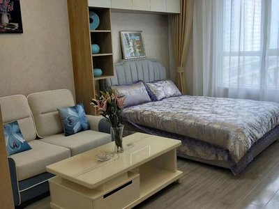 小桥市区 公寓70年产权 8楼 精装装修 新房可贷款