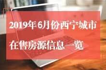 購房指南:六月西寧在售樓盤清單,單價最低5700元!