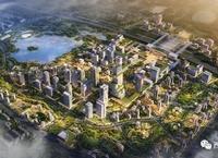 西寧多巴湖啥樣子?比人民公園人工湖還大,周圍將崛起西寧新地標…