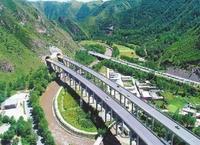 扎麻隆至倒淌河公路改擴建工程建成通車