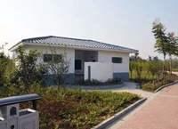 城東區5座新建公廁全部完工!