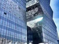 海湖新区 750平米写字楼精装修 采光好 格局方正